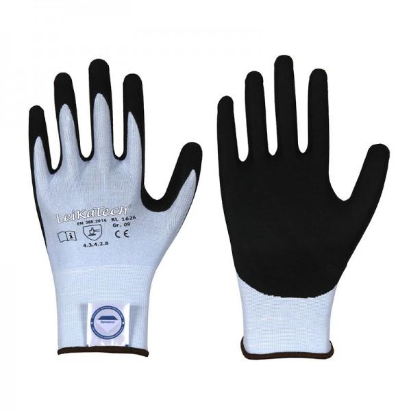 Dyneema Diamond Schnittschutz Handschuh 1626, Nitril, Level 3