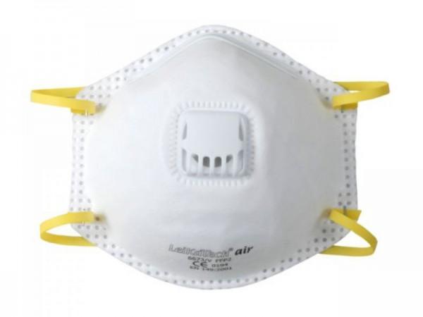 6673 FFP2 Atemschutzmaske mit Ausatemventil (5 Stück)