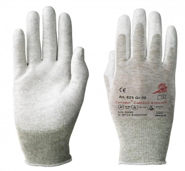 KCL 625 Camapur Comfort Antistatik Schutzhandschuhe ESD (10 Paar)