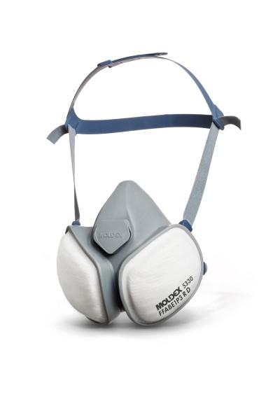 Moldex 5330 FFABE1P3 R D Wartungsfreie Atemschutzhalbmaske CompactMask