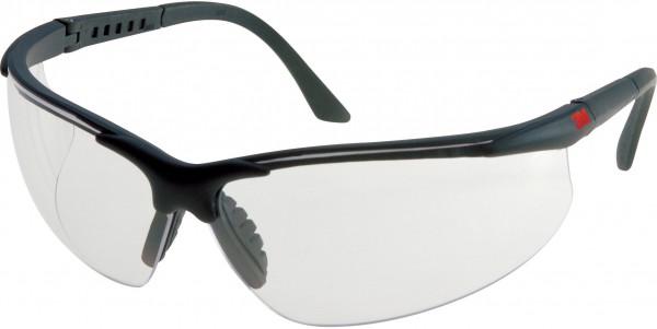 3M 2750 Schutzbrille AS/AF/UV, PC, klar, einstellbare Bügellänge