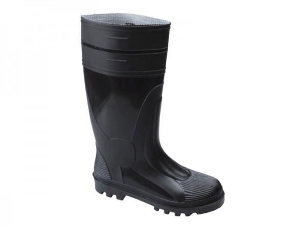 PVC-Stiefel Gummisicherheitsstiefel 102639, S5, schwarz
