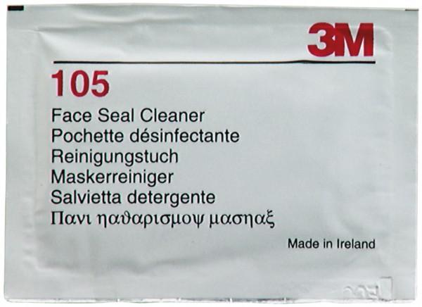 3M 105 Reinigungstuch für Atemschutzmasken
