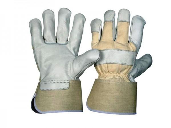TOP-Canadian Rindnarbenleder Handschuhe 1335, Premium-Qualität