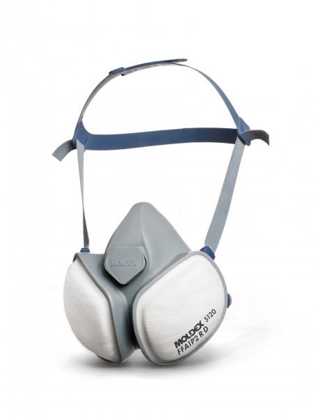 Moldex 5120 FFA1P2 R D Wartungsfreie Atemschutzhalbmaske CompactMask