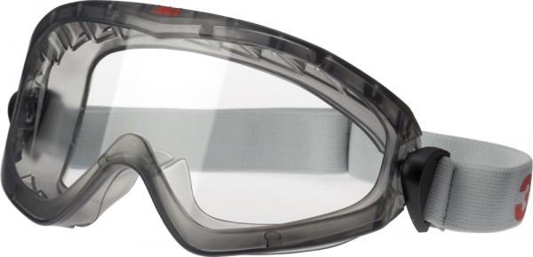 3M 2890 PC / 2890A Vollsicht Schutzbrille AS/AF/UV, klar