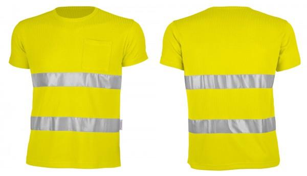 "Qualitex Warnschutz-T-Shirt ""Signal"""