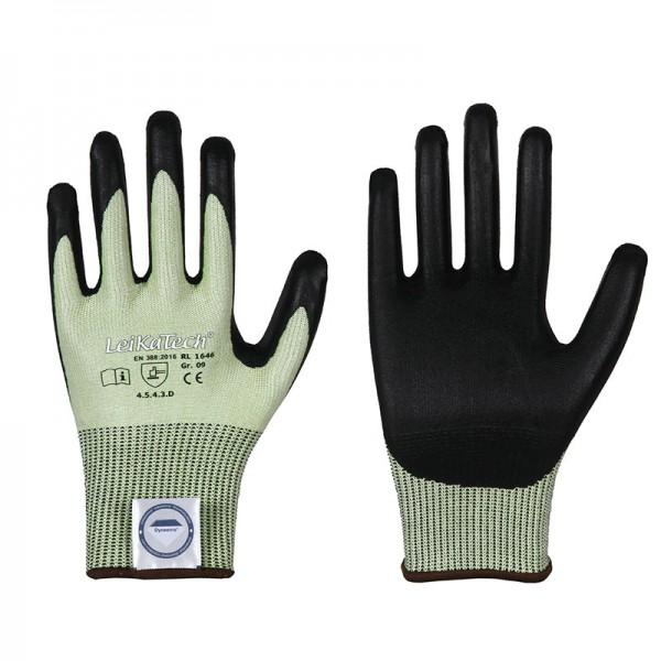Dyneema Diamond Schnittschutz Handschuh 1646, Nitril, Level 5