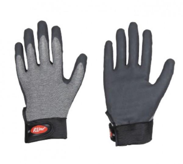 RLine Baumwoll-Feinstrick-Handschuh mit HPT-Beschichtung 1480