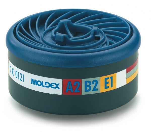 "Moldex 9500 Gasfilter A2B2E1 (EasyLock) ""für Masken der Serie 7000 & 9000"""