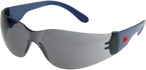 3M 2721 Schutzbrille AS/AF/UV, PC, grau getönt