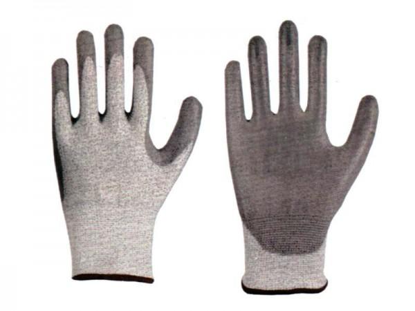 Solidstar Schnittschutz Handschuh 1441, PU, Level 5