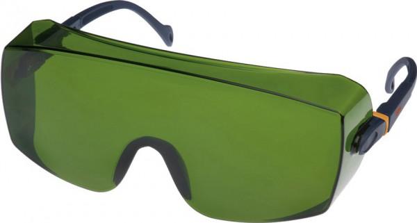 3M 2805 Schutzbrille AS, UV, PC klar über Korrektionsbrillen einstellbare Bügellänge und -neigung, s