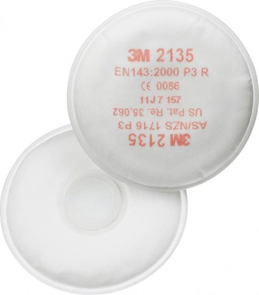 """3M 2135 P3R Partikelfilter """"für Serie 6000, 7000 & 7500"""""""