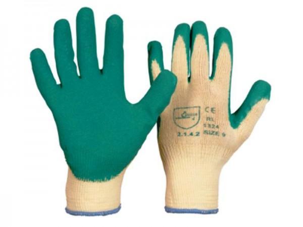 Latex Grip 1324 Grobstrick-Handschuh mit Beschichtung (12 Paar)