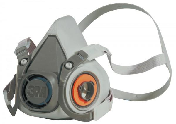 3M 6000er Atemschutzhalbmaskenkörper Gr.S/M/L (6100, 6200, 6300)
