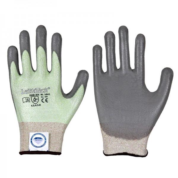 Dyneema Diamond Schnittschutz Handschuh 1641, PU, Level 5