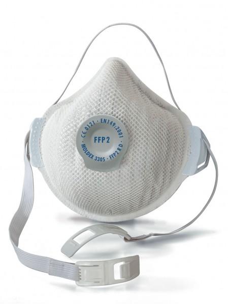 Moldex Air Plus 3305 FFP2 Atemschutzmaske mit Klimaventil® ( 5 Stück Verpackung)