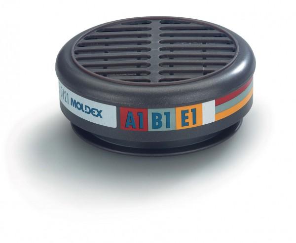 """Moldex 8200 Gasfilter ABE1 """"für Maske der Serie 8000"""""""
