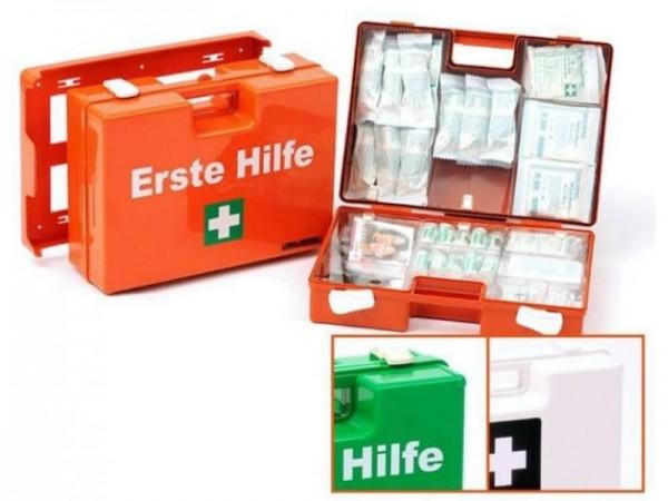 Erste-Hilfe-Koffer Safari, Inhalt nach DIN 13157