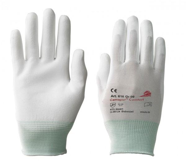 KCL 616 Camapur Comfort Schutzhandschuhe weiß (10 Paar)