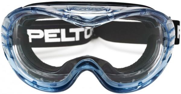 3M Fahrenheit Vollsichtbrille Schutzbrille Schaumstoff AS/AF, PC, klar, Indirekte Belüftung
